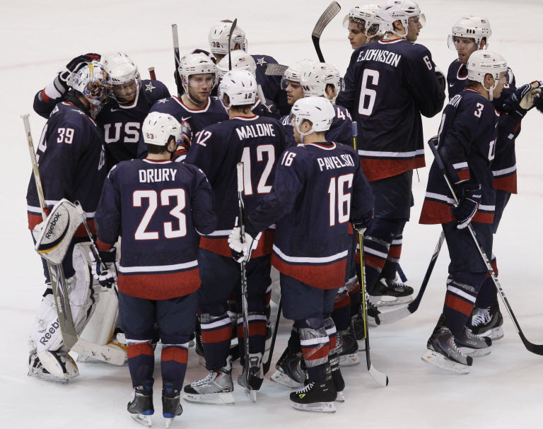 213134f910b via lehighvalleylive.com. Earlier today USA Hockey announced it s Men s National  Team ...